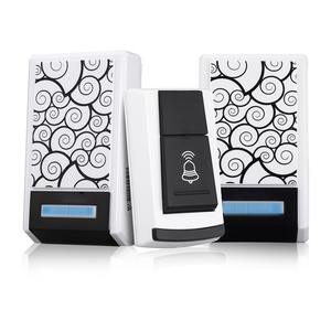 Wireless Doorbell Electronic Doorbell for Deaf