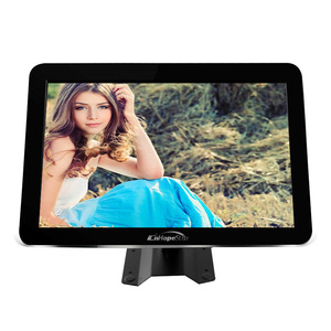 High Quality 19 inch raspberry pi usb powered touch screen headrest monitor with wifi