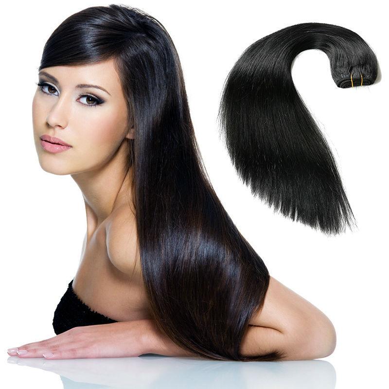 Buy Grade 7a Peruvian Virgin Hair Straight 1 Pure Color Peruvian