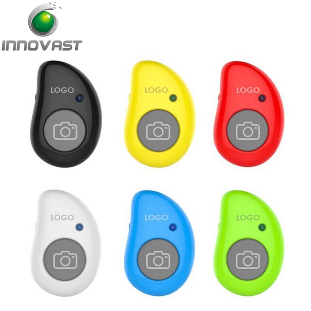 Wireless Bluetooth Selfie Remote Shutter Remote For IOS And Android