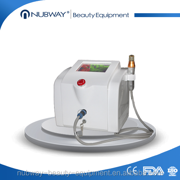 professional Fractional RF derma stamp needle machine