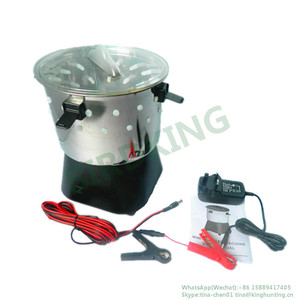 Smart Small Poultry Slaughter Chicken Plucker Machine