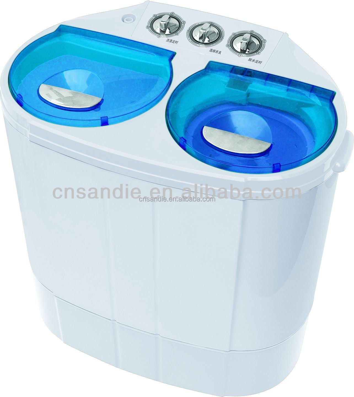 3kg Semi Auto Top Loading Mini Twin Tub Washing Machine Buy Top