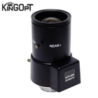 "Kingopt Varifocal 2.8-12mm cctv Lens Camera 1/3"" CS Mount Auto Iris F1.4 Megapixel Camera Lenses"