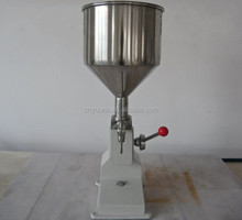 5-50ml manual bottle filling machine for small business