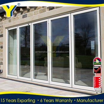 Design Residential Used Bi Fold Doors