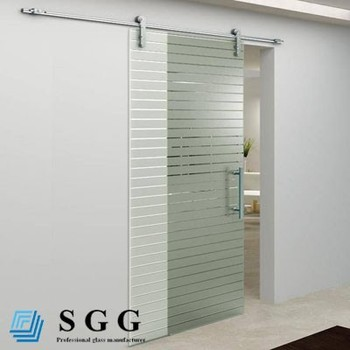 Glass sliding door thickness and price for interior for Aluminum sliding glass doors price