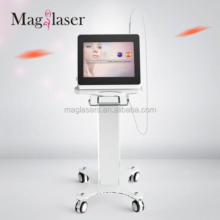 980nm symptoms of varicose veins treatment diode laser/ laser spider vein removal sanhe
