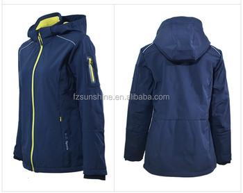 bee4adc5d 2017 Waterproof Reflective Women Navy Blue Softshell Jacket - Buy Navy Blue  Softshell Jacket,Reflective Softshell Jacket,Royal Blue Varsity Jacket ...