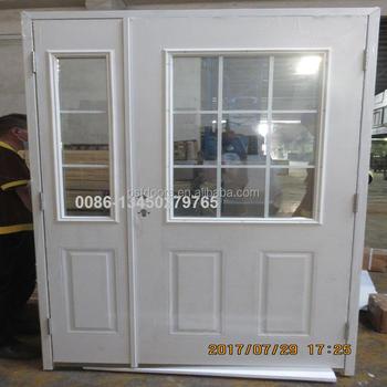 Ordinaire Full Lite Metal Glass Door,steel Door Fabricator