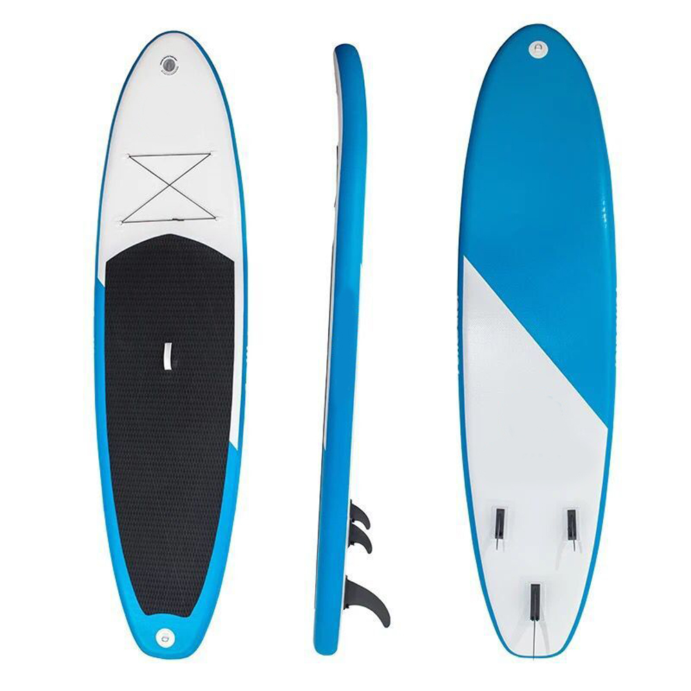 Air Inflatable Stand Up Paddleboard พร้อมอุปกรณ์เสริม