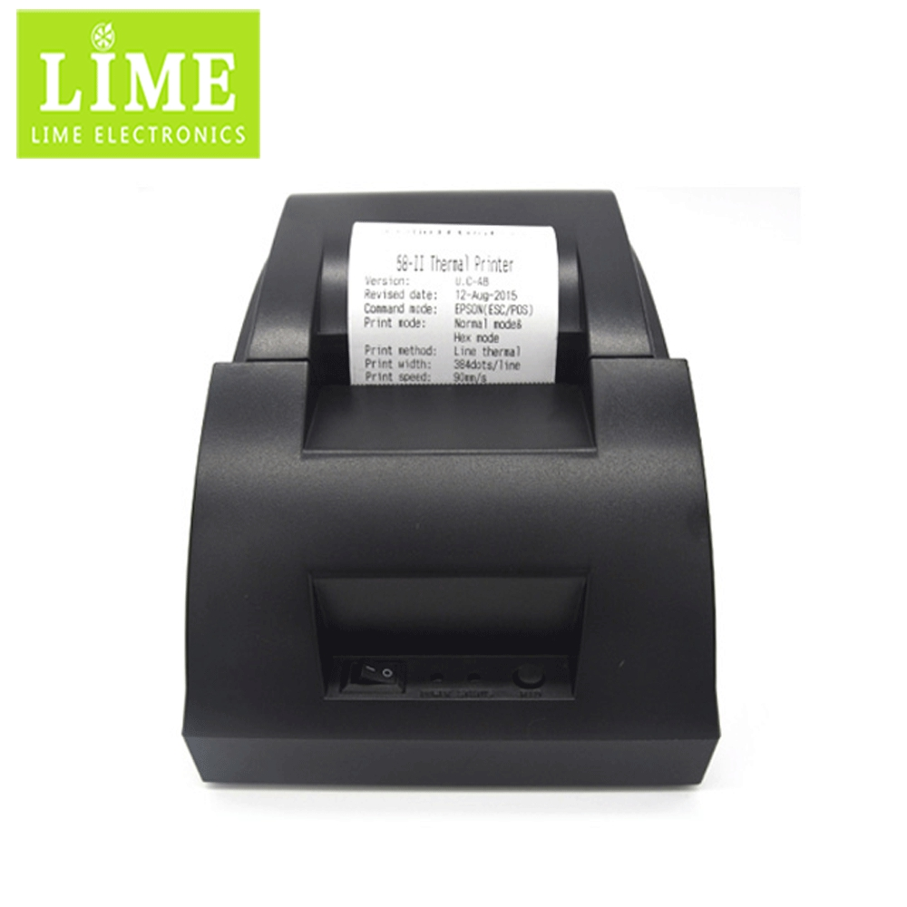 Supermarket thermal transfer digital label <strong>printer</strong>