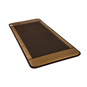 Physical Therapy Body Massage Bed Similar Korea NM85 Far Infrared Acupressure Health Tourmaline Mat