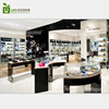 OEM luxury jewelry shop interior design , jewellery display shop furniture design