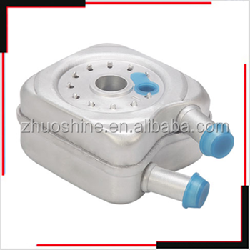 Engine Radiator Automobile Oil Cooler For Vw Beetle Golf Jetta Pat Scirocco 80 03 Volkswagen