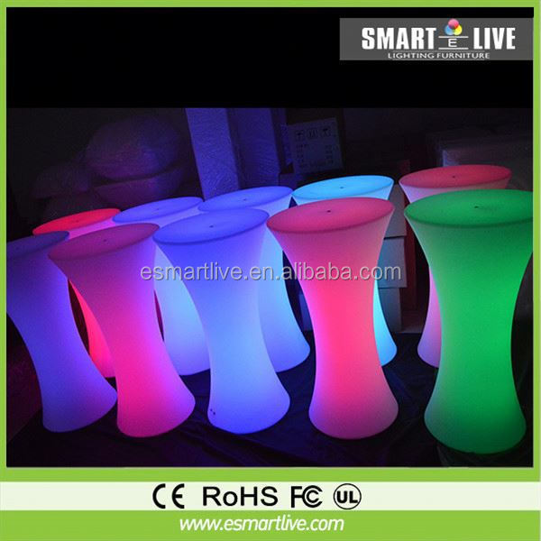 2015 popular design led cup 160ml with handle ,wedding ,house,party,KTV decorate cup
