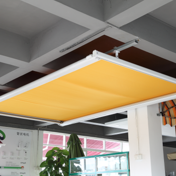 Wholesale Outdoor Retractable Roof Canopy Awnings Sun ...