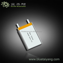 100mah small capacity rechargeable battery 302025 lithium battery