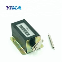YIKA mechanical counter meter machine