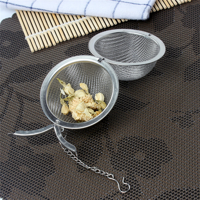 Top quality stainless steel tea bag strainers stainless steel tea Infusers