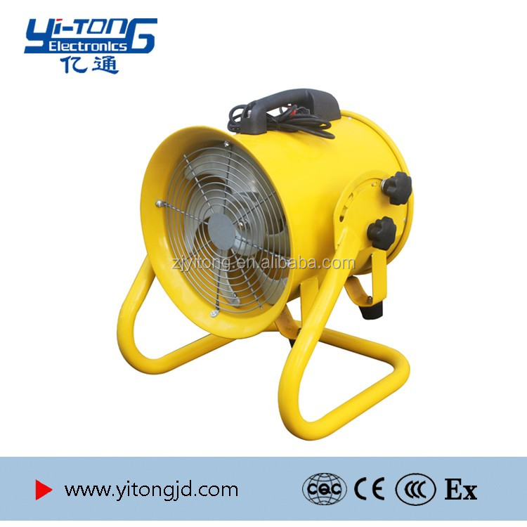 electric driven exhaust fan