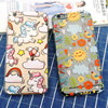 Shock-absorbing Air Cushion Ultra Clear Slim TPU Phone Case Printing Casing For iPhone 6 Cartoon Mobile Case
