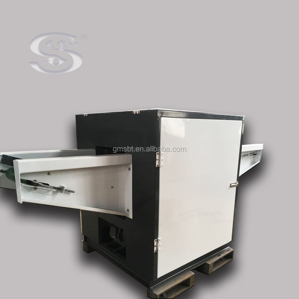 High quality 350 nonwoven fabric cutting machine fabric strip fabric sample cutting machine supplier