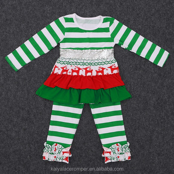 056eb6bb18dca Teen Girl Christmas Boutique Outfit Baby Girl School Gift Sets - Buy ...
