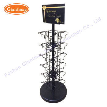Retail collapsible promotional metal wire tabletop greeting card retail collapsible promotional metal wire tabletop greeting card metal display racks for wholesale sale used m4hsunfo