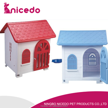 Genial Plastic Dog House With Door , Dog Indoor Houses , Cheap Dog Houses