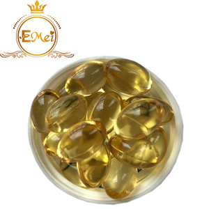 Natural best price health care skin oil care halal organic vitamin e soft capsule