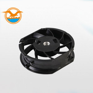 Plastic part exhaust fan