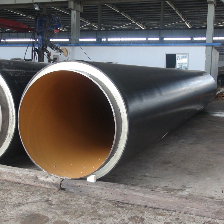 Chinese supplier direct sales thickness 2.5mm round foam underground directly insulated pipe