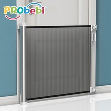 Amazon hot baby 접는 stainless steel 관 baby safety gate