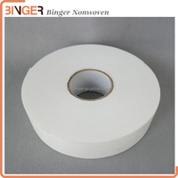 disposable nonwoven paper roll waxing strips spunlaced depilatory wax strips/roll