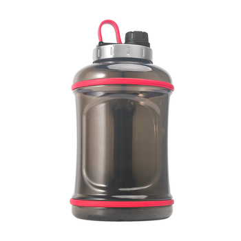 Amazon UK hot selling 3200ml custom color bpa free plastic water jug with logo printing