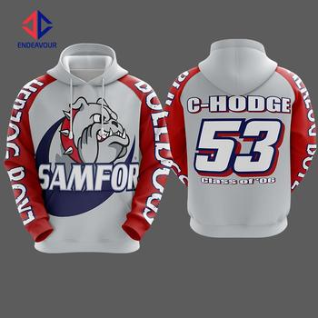 2019 new design custom made warm hoodie