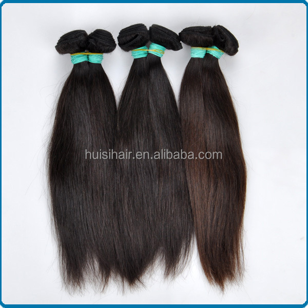 Top sale hair products on ali baba pure grade quality double wefted wholesale natural hair softener