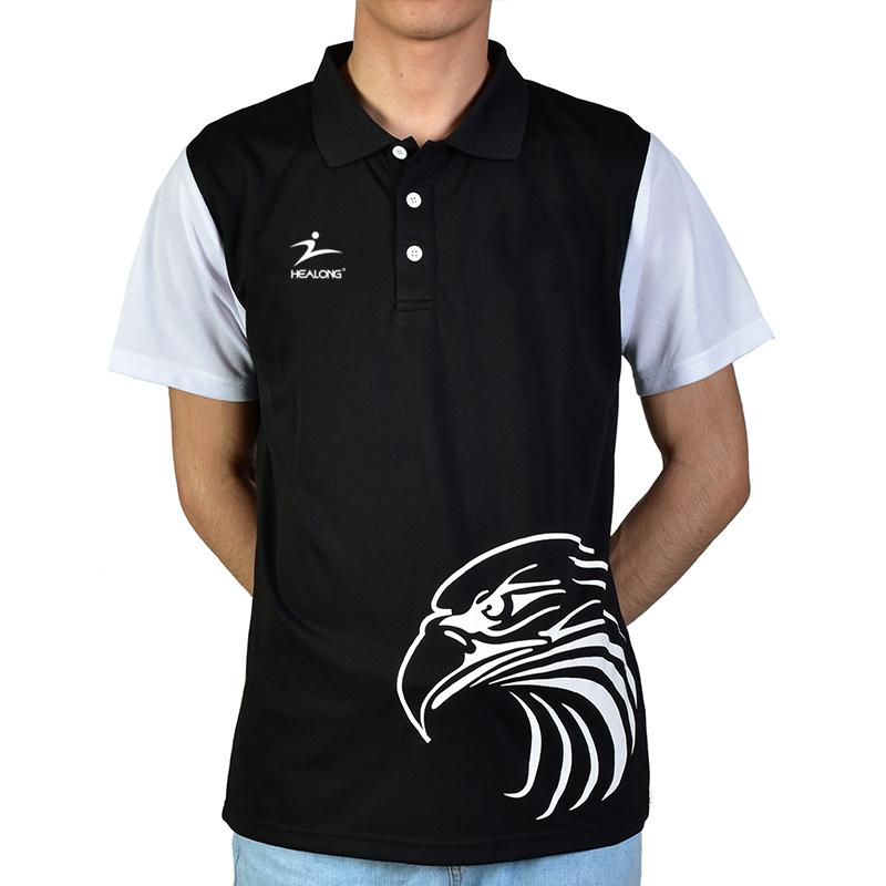 69ec80854c273 Combinação de cores Design Da Camisa de Polo Dos Homens Feitos Sob  Encomenda Baratos