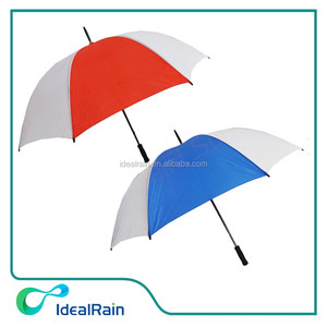 30-inch double frame two color golf umbrella