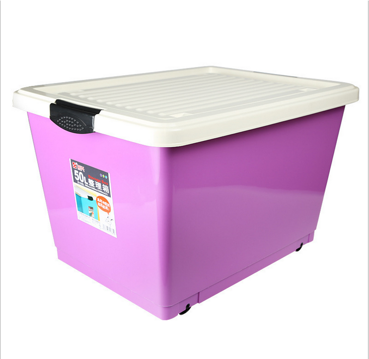Plastic Waterproof Storage Boxes With Wheels Wholesale, Storage Box  Suppliers   Alibaba
