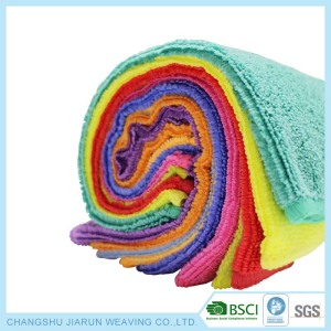 2018 hot selling 80% polyester 20% polyamide microfiber new cleaning product
