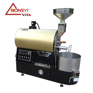 hot sale BY 3 kg small coffee roaster BY3kg coffee roasting machines 3kg hottop coffee roaster