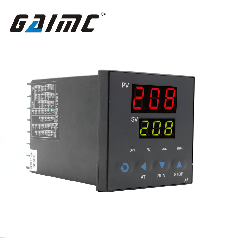 GTC601 PT100 process digital industrial pid temperature controller