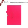 Hot Selling Slim Light Up Leather Flip Tablet Case Cover For Huawei Media Pad M2 A01W For 10.1 Inch Tablet