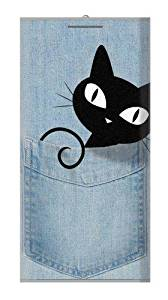 R2641 Pocket Black Cat Universal INNOVE 12000 mAh Portable USB External Battery Charger Power Bank For Mobile Phones