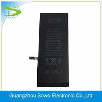 OEM factory 3.82V 2915 mAh Internal mobile phone Battery For iPhone 7 plus Battery