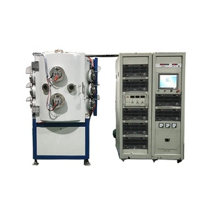 ARC ION Sputtering Vacuum Coating Machine For Glass,Car Wheels, Metal, Ceramic, Hardware