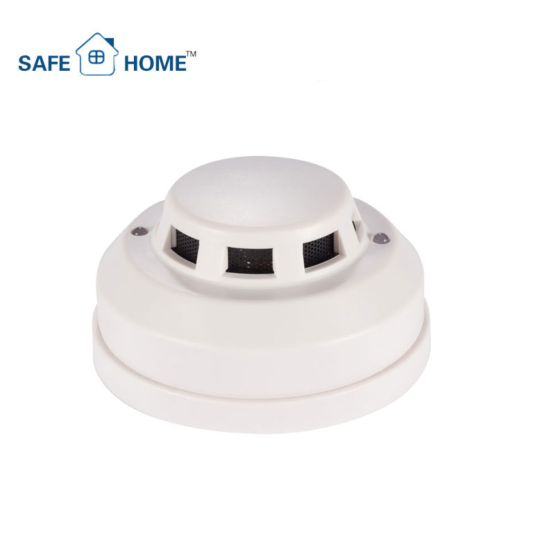 100% 새로운 브랜드 기존의 디지털 4 와이어 연기 감지기 먼지 커버 널리 GSM/PSTN 경보 시스템