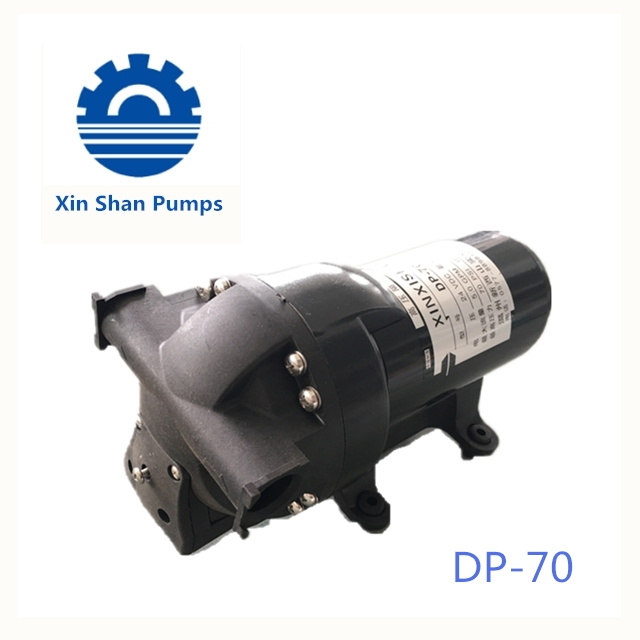 SISAN DP-70 100 psi high quality electric 12v small diaphragm water pump